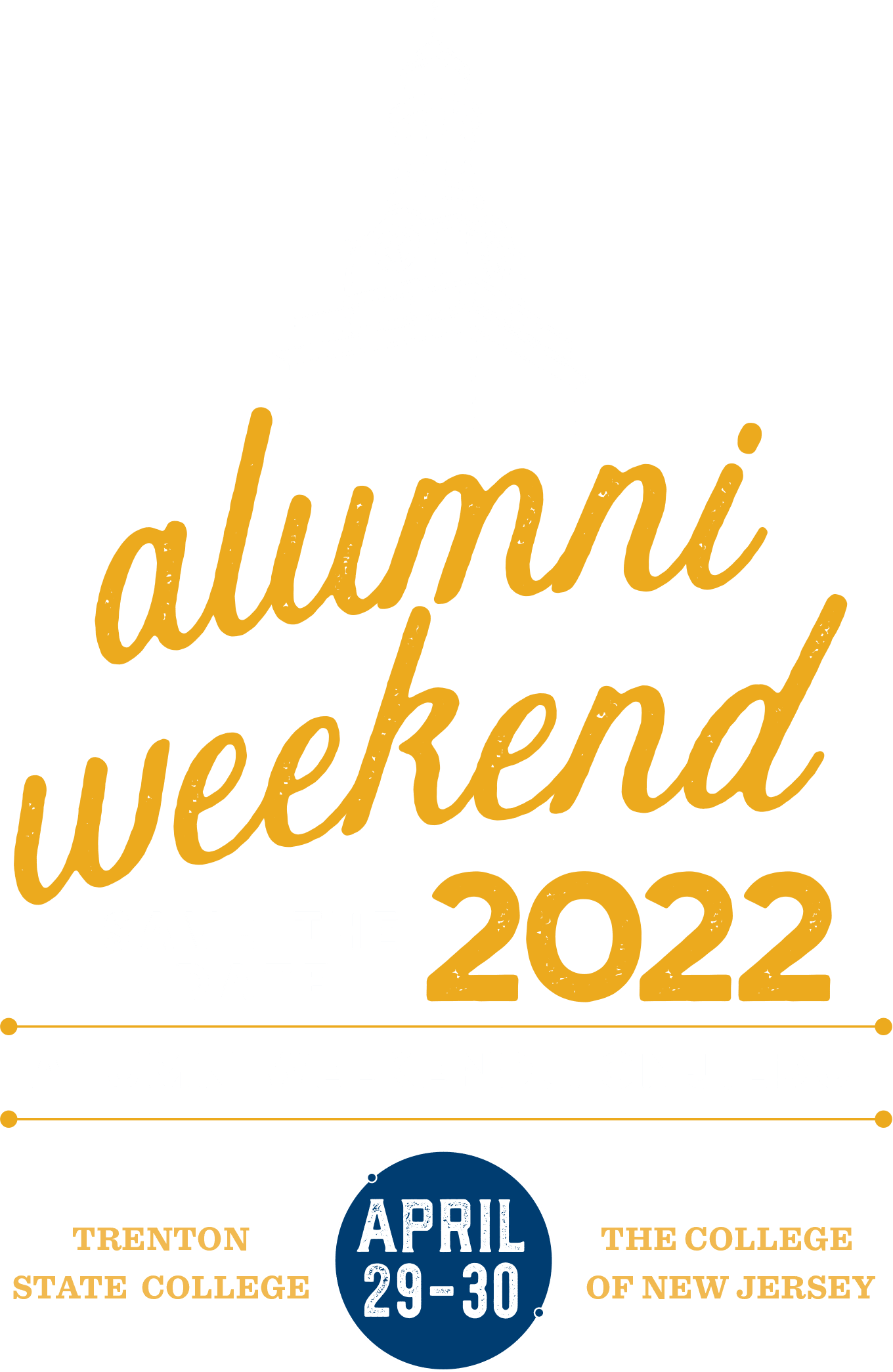 alumni weekend logo